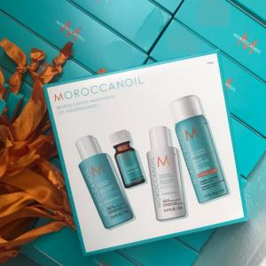 Moroccanoil Must Haves, mały zestaw