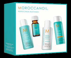 Moroccanoil Must Haves